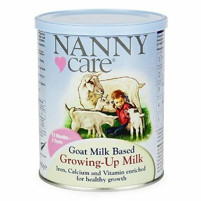 Nanny Care Goats Milk - Growing Up Milk - (Stage 3) 900g