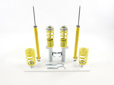 Fk Coilover Ak Street Adjustable Suspension Ford Focus Mk3 - Smfo9031