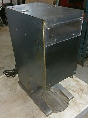 GrindMaster Commercial Coffee Grinder Model # GCG-100 OUR#2