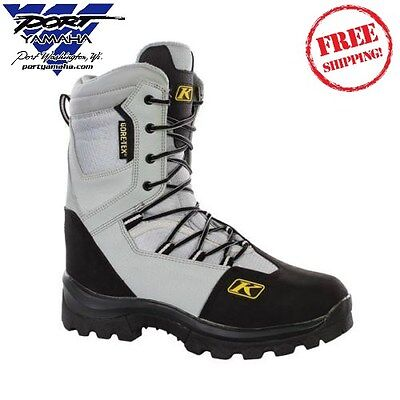 New Klim Adrenaline GTX Gore-Tex Men's Snowmobile Boot Sizes 7-14 (Non-Current)