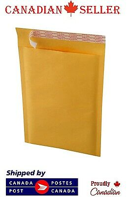 400 PC Kraft Size # 00 Bubble Shipping Mailers Paddded Envelopes Premium Quality