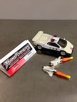 Transformers Robots in Disguise Prowl missile C9