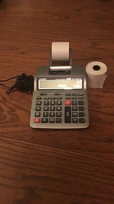 Calculator, prints receipts, only used once
