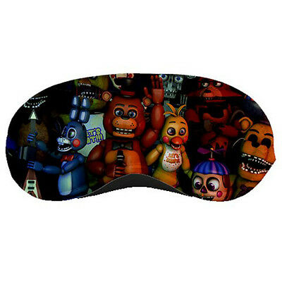 New FIVE NIGHTS at Freddy's Fnaf bumper for Sleeping MASK FREE Shipping