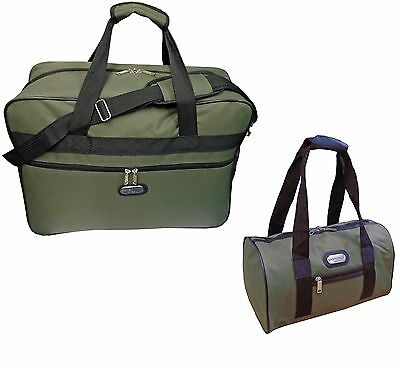 Ryanair Easyjet  cabin bag hand luggage 55x40x20cm /additional bag olive green