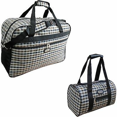 Cabin travel bag hand luggage 55x40x20/small additional personal bag 35x20x20cm