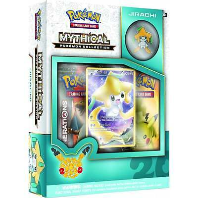POKEMON MYTHICAL COLLECTION * Jirachi