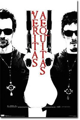THE BOONDOCK SAINTS Movie Poster  - Brothers Full Size 24x36 ~ Norman Reedus