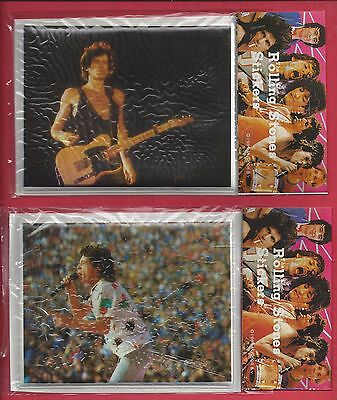 1983 The Rolling Stones Sticker  single pack