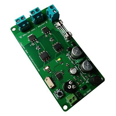 Pedestrian Crosswalk / Railroad Crossing Light Controller - Sequencer