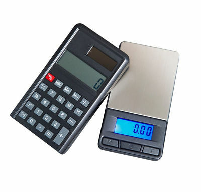 ON BALANCE CL-300 DIGITAL POCKET MINI SCALES WITH CALCULATOR LID - 300g x 0.01g