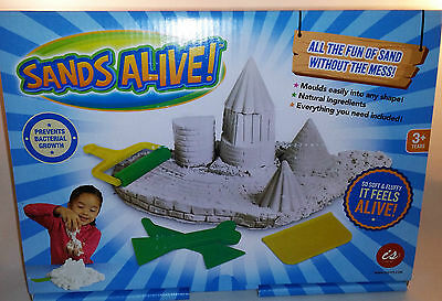 Sands Alive Starter Set~white sand
