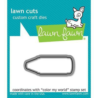 Lawn Fawn - Dies - Color My World