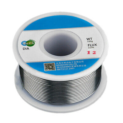 0.6mm 50G Lead Free Rosin Core 1.8% Soldering Solder Wire Roll Reel