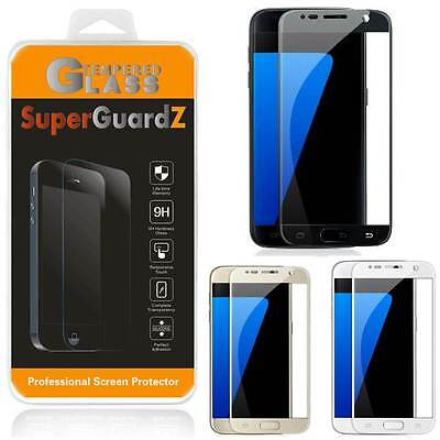 SuperGuardZ Tempered Glass Screen Protector Shield Guard For Samsung Galaxy S6