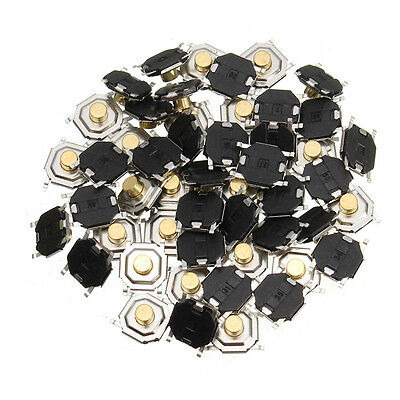 10 x TACTILE TACT PUSH BUTTON MICRO SWICH SMT 3X6X3.5MM BUTTON MICRO SWITCH