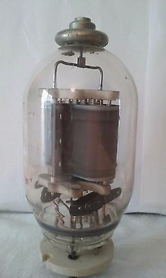 RARE Industrial VINTAGE WESTERN ELECTRIC TUBE  5021  3021    UNTESTED