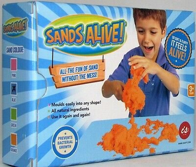 Sands Alive~box of coloured sand~various colours