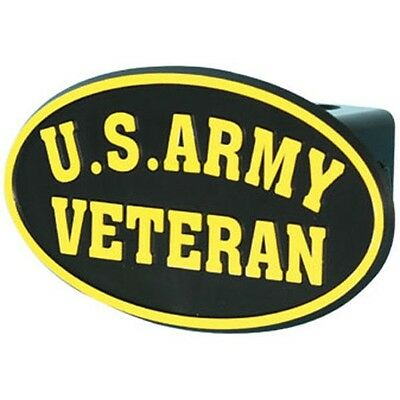Army Veteran Military Trailer Hitch Cover