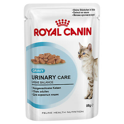 Royal Canin Urinary Care Cat Food Pouches x 12 - NEW!