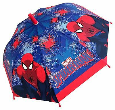 Ultimate Spiderman Umbrella Official Marvel Licensed Kids Childrens Umbrella