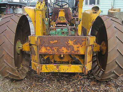 John Deere 2010 Tractor For Parts Only