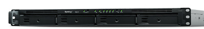 Synology RackStation RS819 4 Bays 1U Rackmount NAS - Diskless