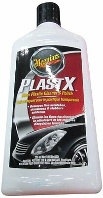 Meguiar's G12310C PlastX Clear Plastic Cleaner and Polish NO TAX FREE SHIPPING