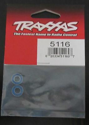 5116 - NEW Traxxas Rubber Sealed Ball Bearings (2) 5x11x4mm