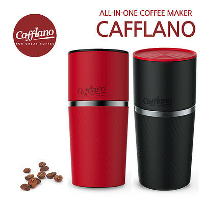 Cafflano Classic, All-in-one-coffee Maker / Made in Korea