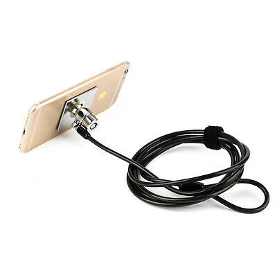 Anti-Theft Security Hardware Cable Lock Security Hardware Cable Lock iPad phone