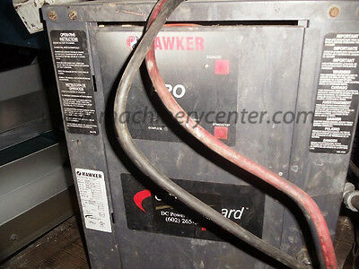 Battery Forklift Charger (Hawker) 129 Amps