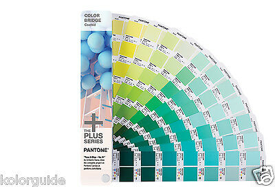 PANTONE® COLOR BRIDGE GUIDE Coated GG6103N, Year 2016
