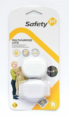 Safety 1st Multi Purpose Baby-Proofing Lock (NEW)