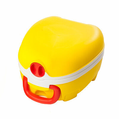 My Carry Potty (Yellow) For Baby Potty Toilet Training