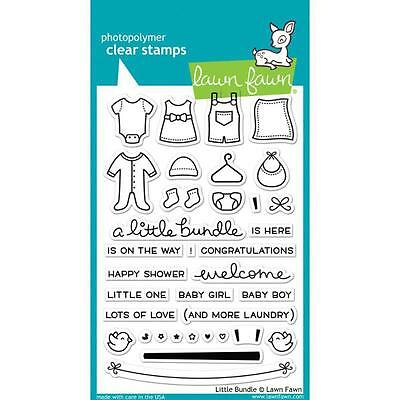"Lawn Fawn - Clear Stamps - 4""x6"" Little Bundle"