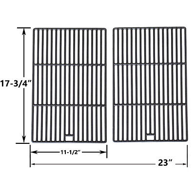 Cast Iron Cooking Grid for Perfect Flame 13133, 225152, 61701, 2518SL, SLG2007A