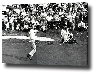 Arnold Palmer The Masters Canvas Print Poster Picture Wall Art Decor