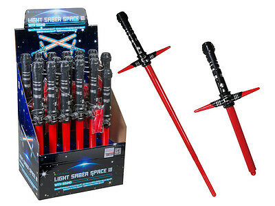 Space llI Light Saber with Sound Colour War Laser Sword Play Kids Toy Gift Pack