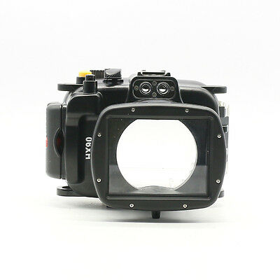 UK Store! CameraPlus® 40M Waterproof Diving Housing for Sony DSC-HX90