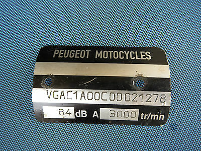 pieces peugeot mobylette 103 mvl ancienne bequille