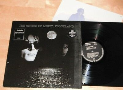 The Sisters Of Mercy - Floodland LP