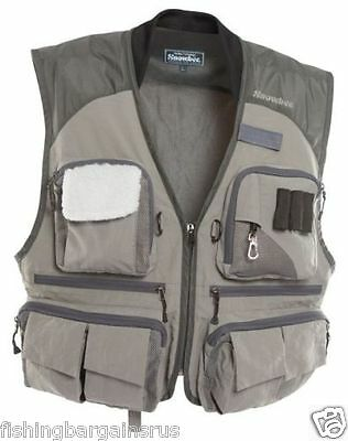 New Snowbee Superlight Fly Fishing Vest   Choose Size