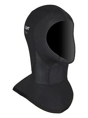 Seasoft TI Pro Hood - Large for Scuba Diving, Snorkeling or Water Sports