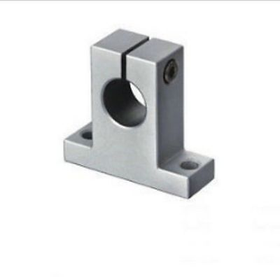 CNC for 10Pcs SK12 SH12A Shaft Support for 12mm Linear Round Shaft YBX