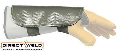 ESAB Aluminised Welders Hand Shield - The Ultimate in Welding Protection