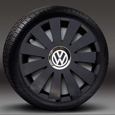 """Set of 4 ( 16"""") wheel trims, Hub Caps to fit Vw Crafter"""