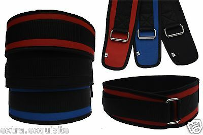 Advance WEIGHT LIFTING,BODY BUILDING,TRAINING GYM BELT-BACK SUPPORT LUMBAR PAIN