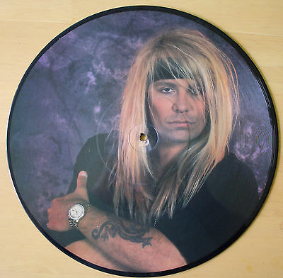 "Vince Neil Motley Crue Youre Invited But You Friend Cant Come 12"" Picture Disc"