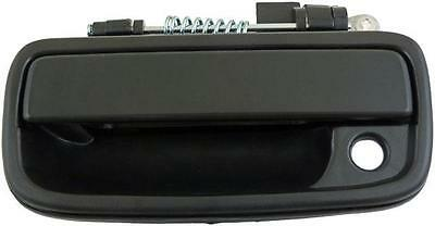 Toyota Tacoma Outside Exterior Door Handle 1995-2004 Left Front Black Textured
